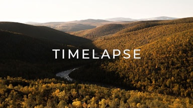stock footage category finland timelapse